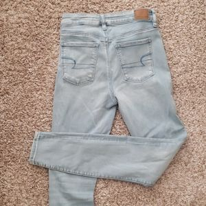 Never Worn American Eagle Long Jeans